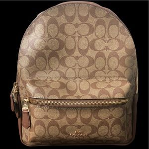 COACH Medium Charlie Backpack F32200